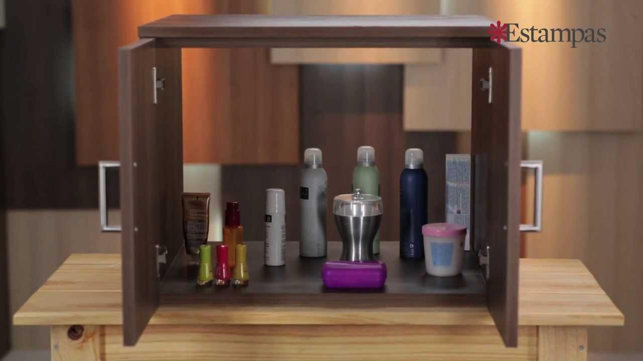 Mueble para el lavamanos youtube for Muebles para lavamanos