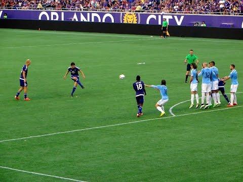 Inaugural Opening Day Match Orlando City Soccer Club v New York City FC