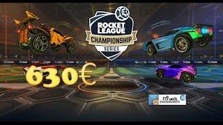 LA REMONTADA DE NUESTRAS VIDAS   Torneo de 630€ Rocket League - Cuartos de Final