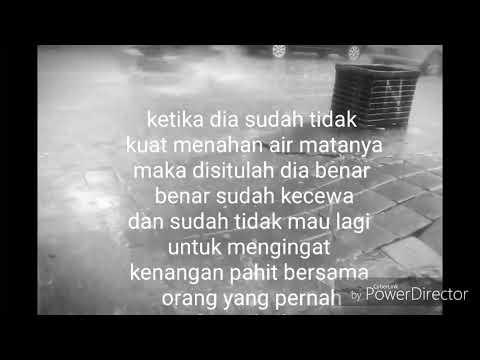 Wacacaw Hujan Dan Kopi Untuk Story' Wa