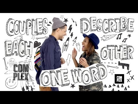 Complex Video Couples Choosing One Word to Describe Their Sex Lives