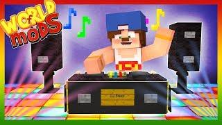 DJ OLDUM - ŞEYTAN HAYVANLAR #12 (Minecraft Modlu Survival)