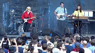 Alvvays, Not My Baby (live), Frost Amphitheater, Stanford, CA, September 1, 2019 (4K UHD)