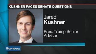 Kushner, Trump Jr. Prep for Capitol Hill Russia Q&A