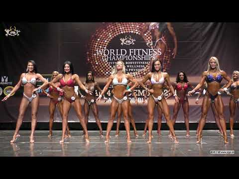 IFBB 2017 World Fitness Championships Bikini 2