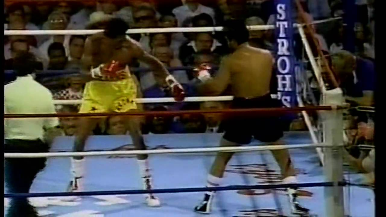 Roberto Manos De Piedra Duran Vs Thomas Hearns Doovi