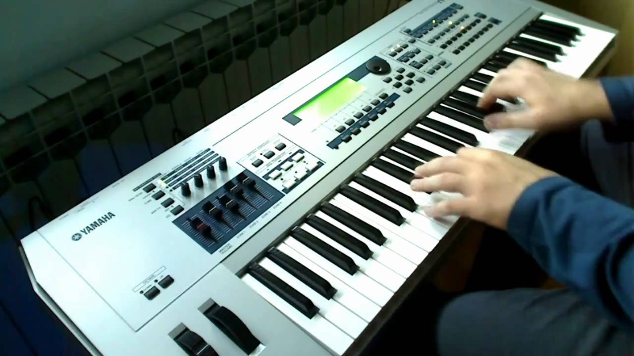 yamaha mo6 demo - youtube