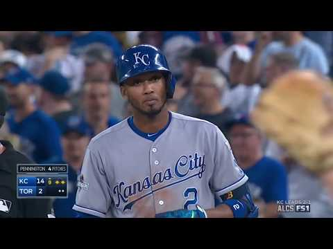 Royals MLB Postseason 2015 Highlights