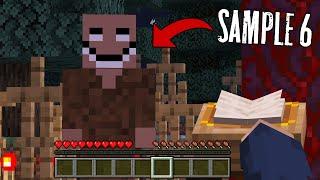 В мире из ДАРКНЕТА обитает страшный кукловод Sample 6 в Майнкрафт! 😱 | Sample 6 в Minecraft