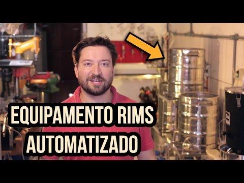 Meu equipamento RIMS automatizado