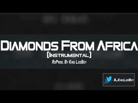Future - Diamonds From Africa (Instrumental) BEST ON YOUTUBE | ReProd. By King LeeBoy
