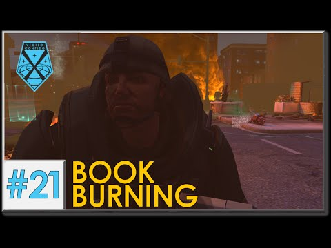 XCOM: War Within - Live and Impossible S2 #21: Book Burning
