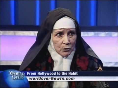 Mother Dolores(former actress Dolores Hart)talks about friendship with Patricia Neal