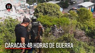 Operativo militar en barrio de Caracas deja 26 personas muertas - El Espectador