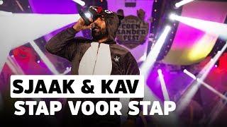 Sjaak & Kav - Stap Voor Stap   Live op Das Coen und Sander Fest 2019