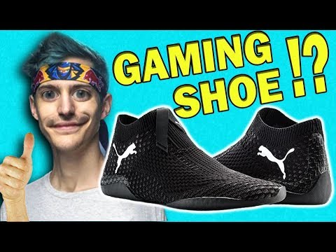 Puma Has A 100$ Gaming Shoe, WHY!?