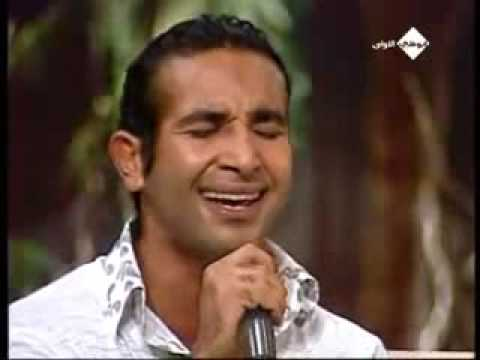 كليب احمد سعد فى برنامج دارك