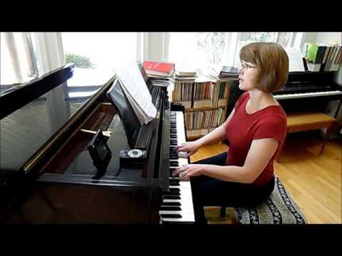 The Risen Christ (piano solo)