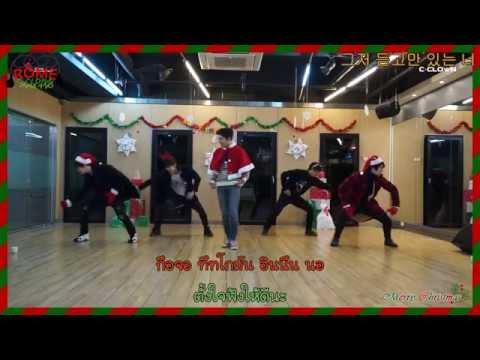 [Thai Sub] C-CLOWN - 말해줘 (Tell Me) *Christmas Version*