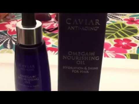 ALTERNA Haircare CAVIAR Anti-Aging Omega+ Nourishing Hair Oil