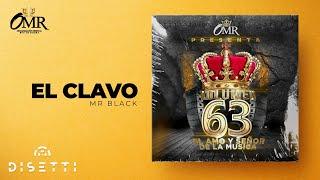 Mr Black - El Clavo (Con Placas) (Rey Vol 63)