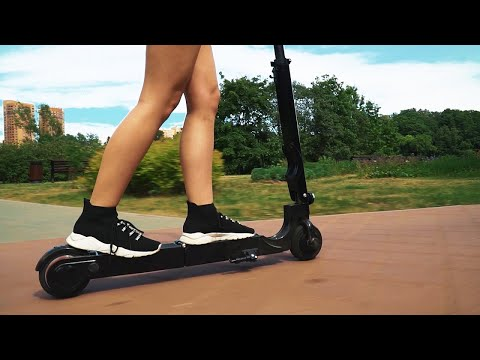 I bought 3 strange electric scooters at Aliexpress