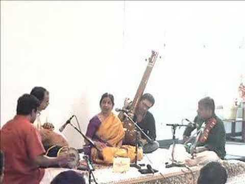 Sugandha Kalamegham Carnatic Concert Seattle
