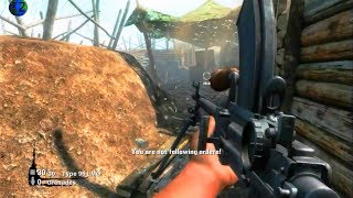 Battle for the Pacific PC Walkthrough: Leyte Island 1 HD (The History Channel)