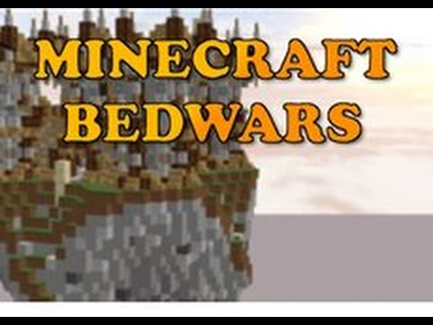 jede runde ein bett allein gegen 4 minecraft bedwars youtube. Black Bedroom Furniture Sets. Home Design Ideas