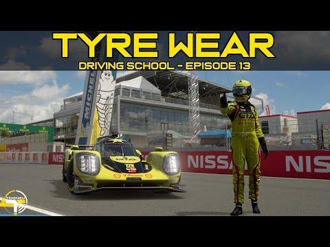 [GT Sport] - Tidgneys Driving School Episode 13: Tyre Wear/Management