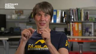 You asked, Brian Cox answered
