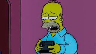 S A D | Simpsons Edit