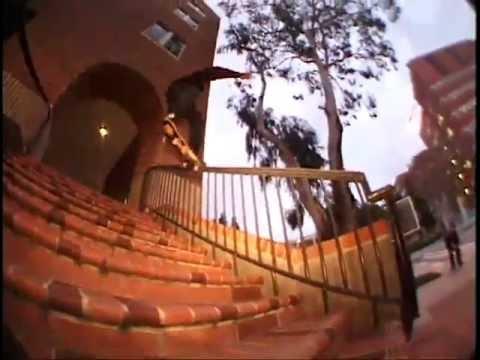 Heath Kirchart Sight Unseen - TransWorld SKATEboarding