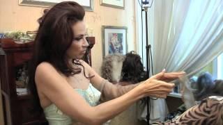7Дней.ру - Эвелина Блёданс: «Чулки на руках»