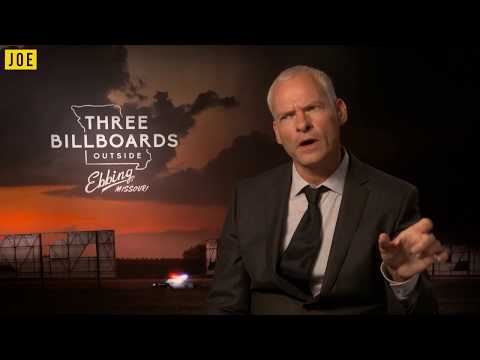 Martin McDonagh chats about Three Billboards and his upcoming In Bruges reunion