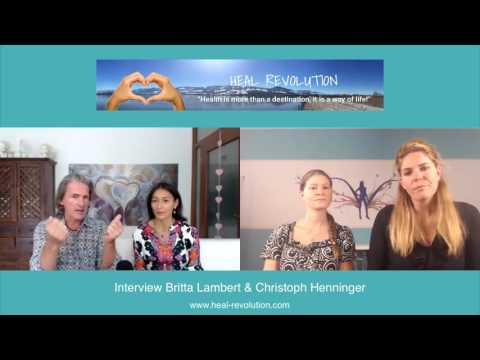 Interview mit Britta Lambert & Christoph Henninger - Heal Revolution