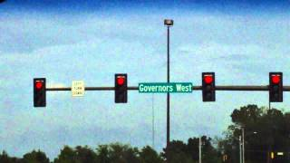 Mccain Traffic Lights At Governors West And Old Madison Pike