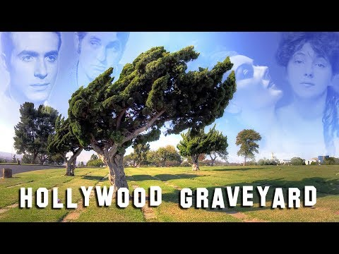 FAMOUS GRAVE TOUR - Holy Cross #3 (Rosalind Russell, Ricardo Montalban, etc.) Mp3