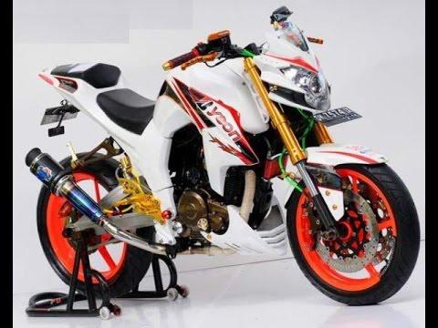 Cah Gagah | Video Modifikasi Motor Yamaha Byson Keren Terbaru