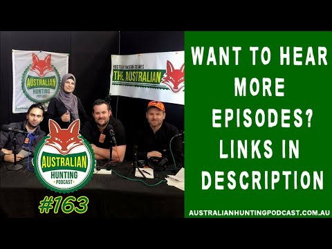 AHP #163 - Live At The iHunt Expo Sydney Part 2