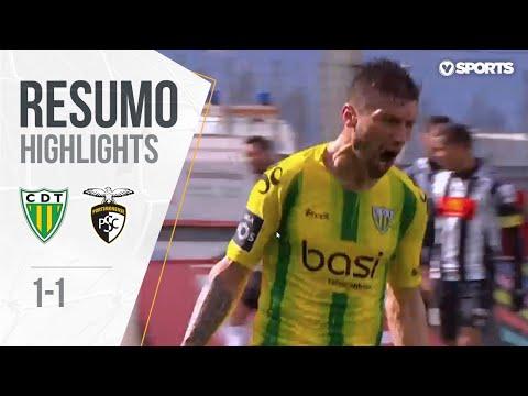 Highlights | Resumo: Tondela 2-2 Portimonense (Liga 17/18 #29)