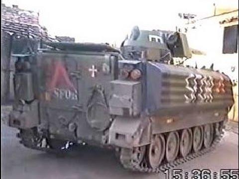M113 Armored Personnel Carrier - Detroit Diesel Engine