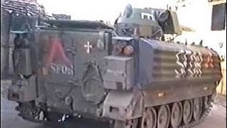 M113 Armored Personnel Carrier - Detroit Diesel Engine