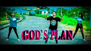 God's Plan dance choreography presents by NGD Camp Dancers