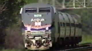 Amtrak in Upstate NY 2001 - Part 2