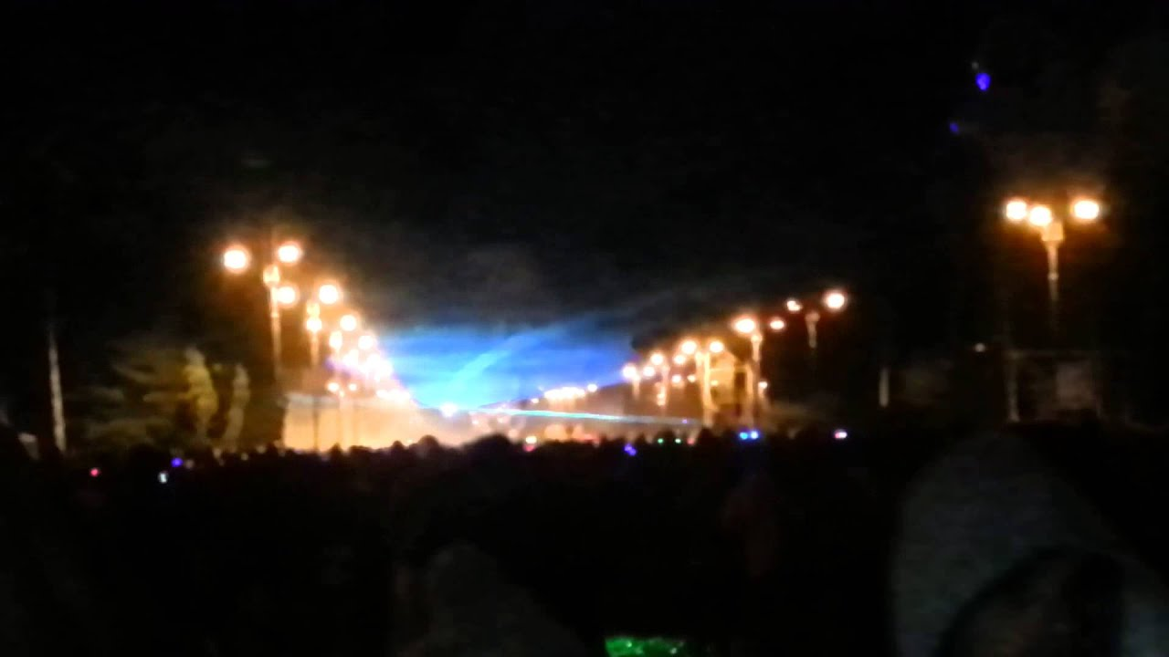 Capodanno a roma 2014, new year eve 2014 in rome - YouTube