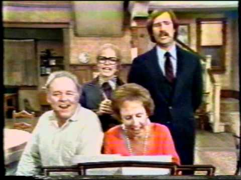 The All in the Family Cast Salutes the Family Viewing Hour, 1975!!!!