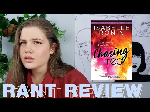 Chasing Red Is A Terrible Book. | Casey Aonso
