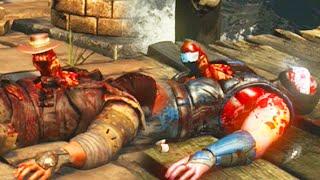 Mortal Kombat X: NEW Alien Secret Alien Baby Brutalities Easter Egg (MKXL Secret Brutality)