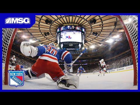 Henrik Lundqvist 2017-18 Highlight Reel | New York Rangers | MSG Networks